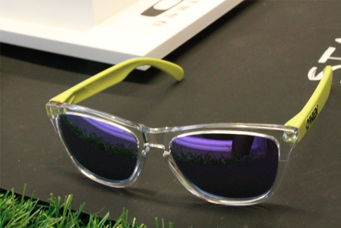 Oakley | sunglasses | freakdelafashion | april fashionreports | Fuse Communication | press day | game