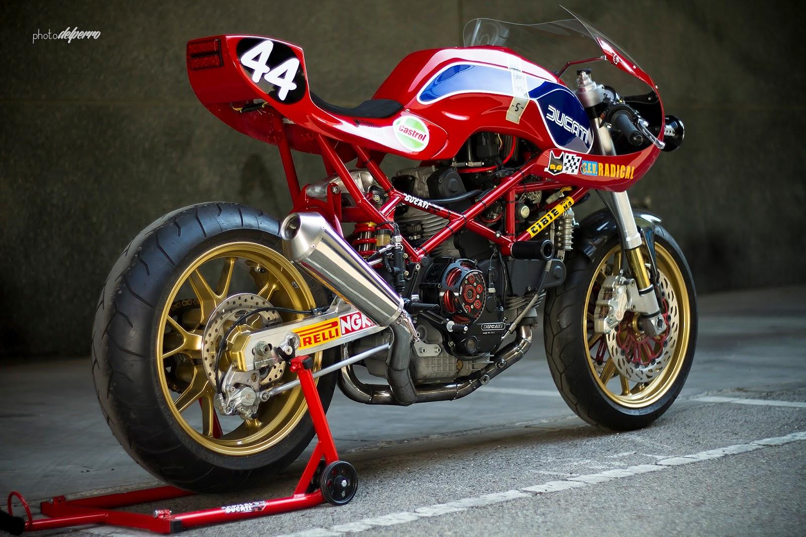 Ducati Chopper Frame
