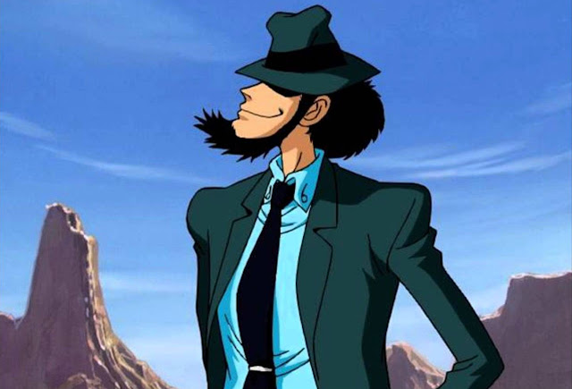 Daisuke Jigen ro świetny kandydat na wujka