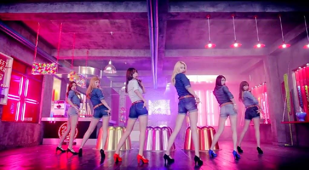 Hello Venus feel 'Sticky Sticky' in MV teaser ~ Daily K Pop News