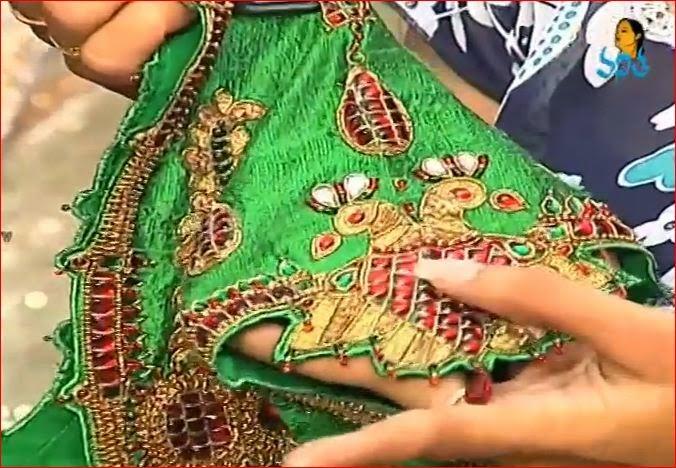 wedding patterns sleeve