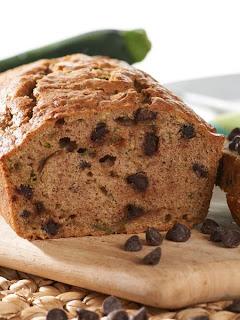 Recipe: Chocolate Chip Zucchini Bread