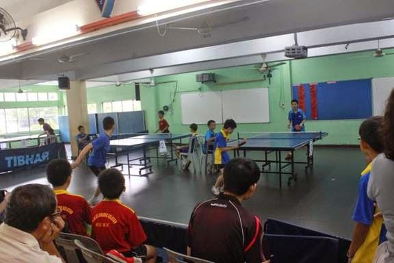 Persatuan Ping Pong Sjkc Khe Beng Klang 巴生启明华小乒乓队pasukan Ping Pong Sjk C Khe Ben Klang