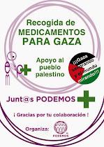 Recogida Medicamentos para Gaza