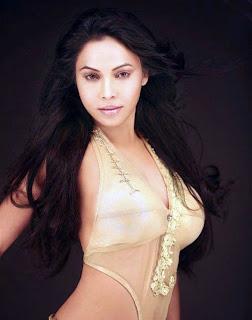South Indian Actress Nikitha Rawal Hot Navel Photos