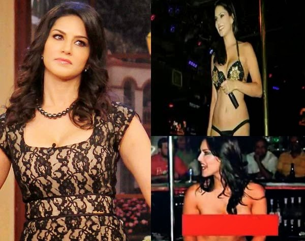 Sunny Leone's Strip Sexy Images