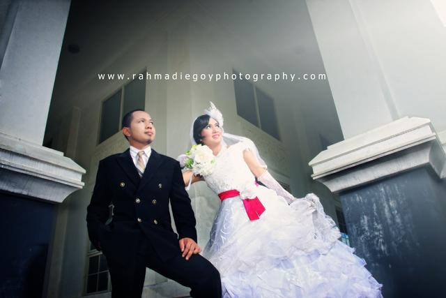 foto Prewedding Agus & Dewi 3