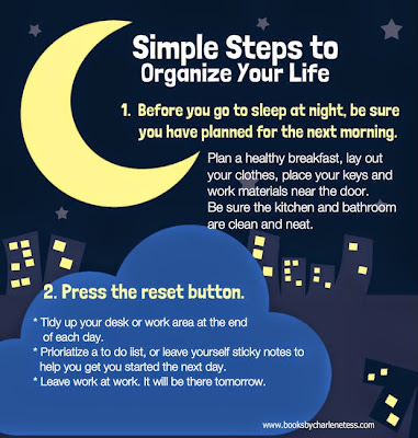 Simple Steps to Organize Your Life