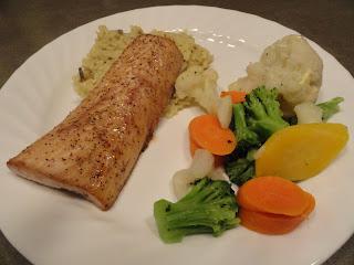 Dinner for fitness