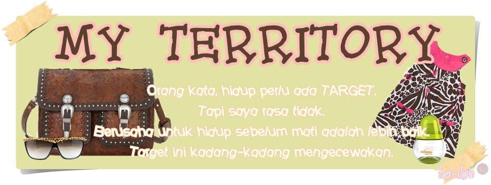 my territoryツ