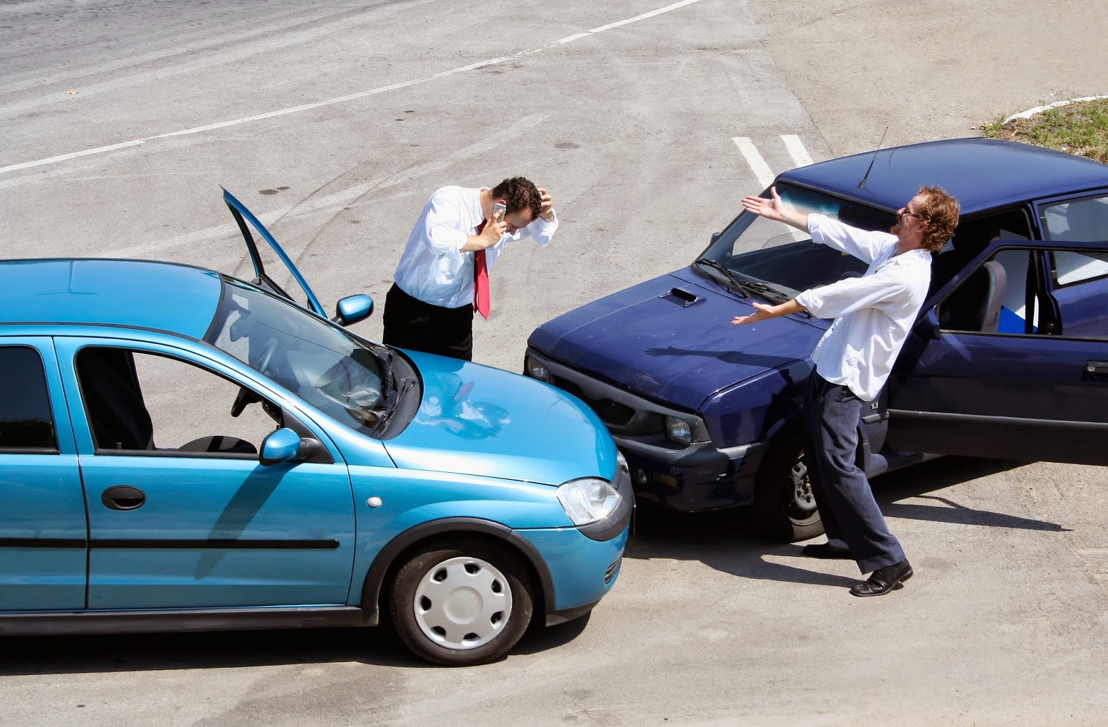 The Procedure of Filing a Car Insurance Claim