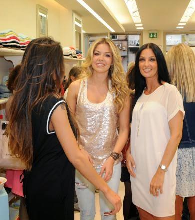 Alessia Merz, in bianco a Milano