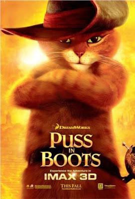 El Gato con Botas 3D (Puss in Boots)(2011)