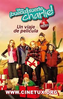 Poster de Buena Suerte, Charlie: Un Viaje de Película