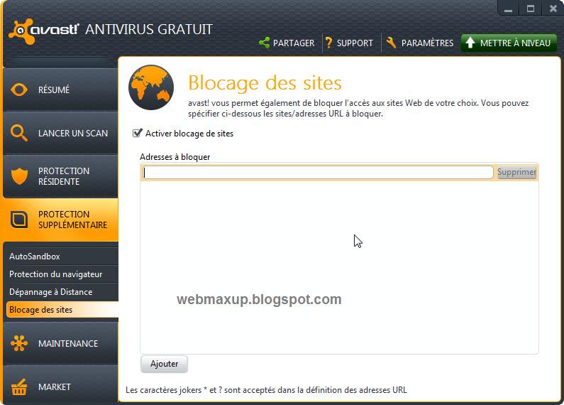 bloquer une adresse url d 39 un site ou comment bloquer les pubs de maroc telecom 3g le max du web. Black Bedroom Furniture Sets. Home Design Ideas
