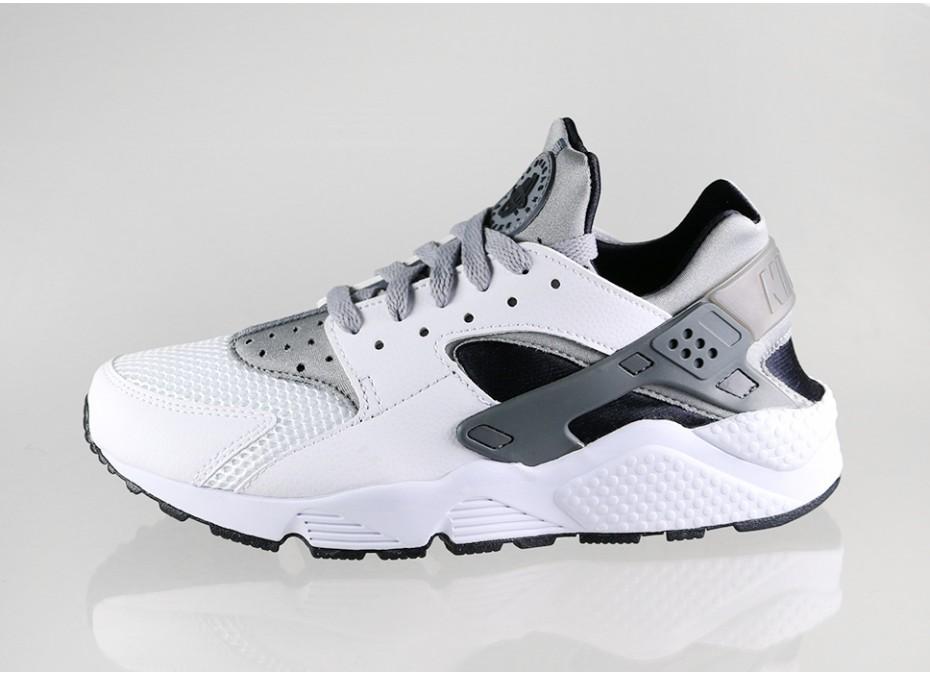 Nike Huarache Blancas Y Moradas