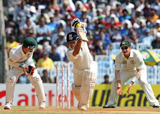 India Vs AUS, 1st Test Match, Day 4 – Highlights – Dhoni Double Century