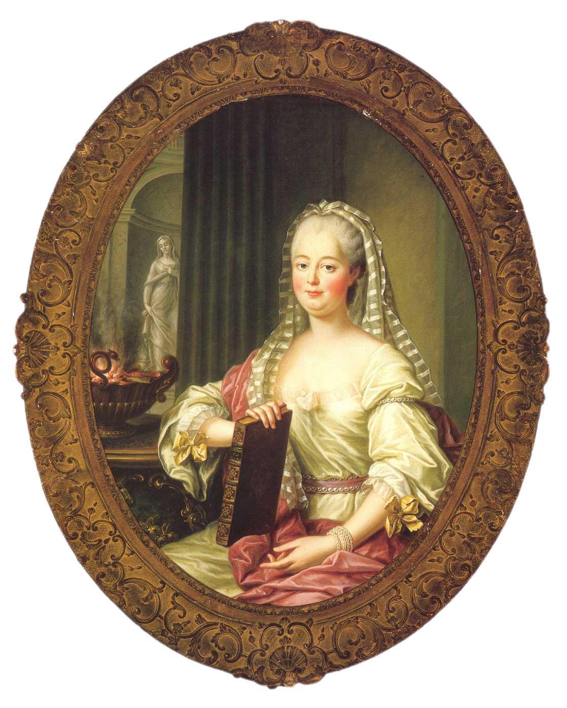 marquise pompadour drouais