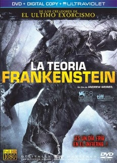 ver La Teoria Frankenstein / The Frankenstein Theory (2013)
