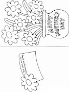 templates for mothers day cards · www.coloringpagessheets.com (mothers day greeting card template)