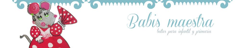 BATAS MAESTRA INFANTIL Y PRIMARIA