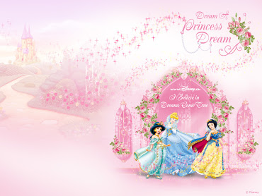 #2 Disney Princess Wallpaper