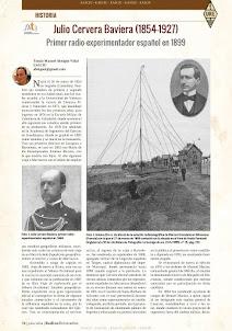 El primer radio-experimentador español