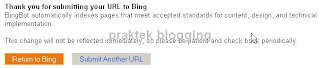 tambah blog ke bing