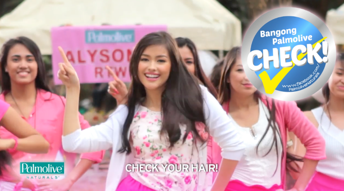 Liza Soberano: The Newest Palmolive Girl ~ The Daily Babble