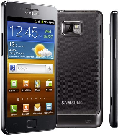 SAMSUNG GALAXY S II I9100 Daftar Harga HP Samsung Android April 2014