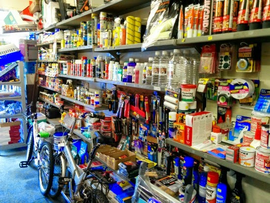 Image of household hardware goods by @bpnewsletter released under Creative Commons