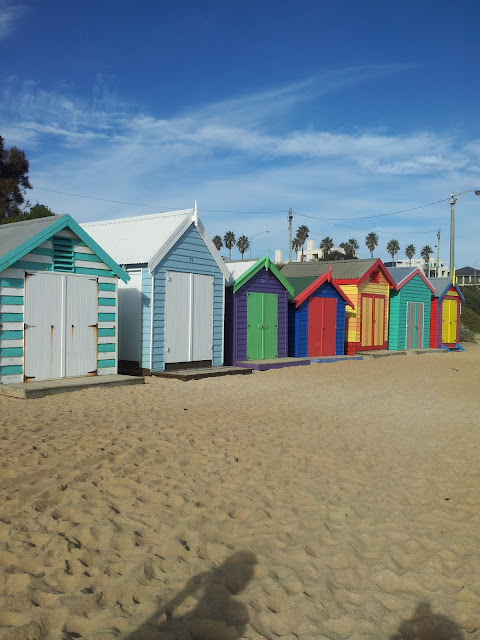 Brighton Beach Sheds 1