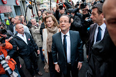 François Hollande, President,  Republic of France.