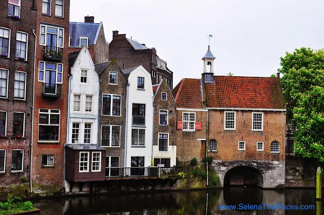 Housees Delfshaven Rotterdam