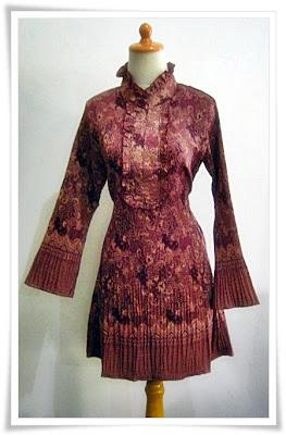 desain baju: BAJU BATIK INDONESIA