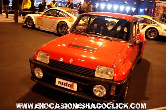 Renault 5 Turbo 2 Madrid Motor Days