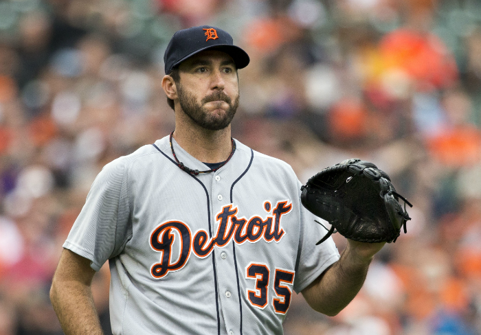 Justin Verlander - Keith Allison Flickr