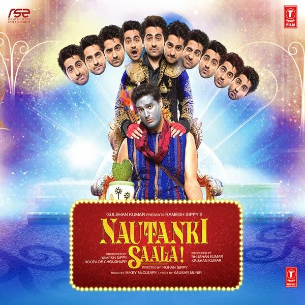 Chahunga Main Tujhe Hardam Albums Name: Dhak Dhak Karne Laga Lyrics - Nautanki Saala
