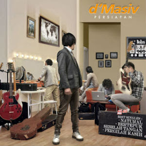 DMasiv Album Persiapan MusikLo.com Download Lagu Mp3 DMasiv   Nyaman