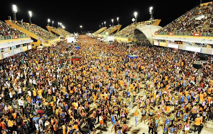 Carnaboi encerra programação do Carnaval promovido pelo Governo do Estado