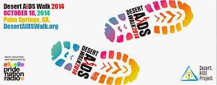Desert Aids Walk 2014