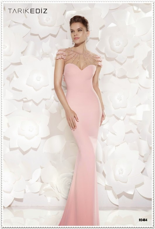 Tarik Ediz Winter Abendkleider Kollektion 2015