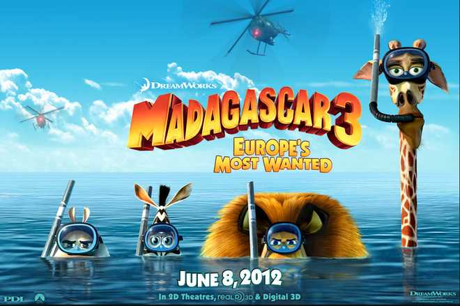 Madagascar 3 Europes Most Wanted Dvd Madagascar 3: europe's most