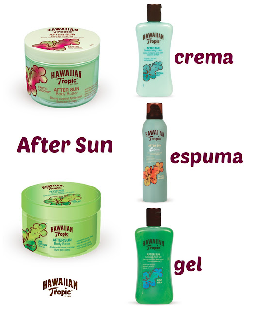 Aftersun Hawaiian Tropic