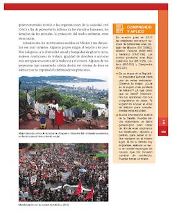 Expansión urbana, desigualdad y protestas sociales del campo y la ciudad - Historia Bloque 5to 2014-2015