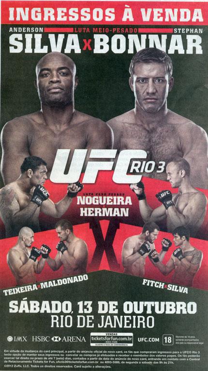 UFC RIO 3