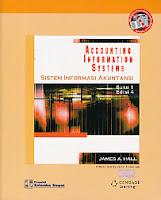 toko buku rahma: buku ACCOUNTING INFORMATION SYSTEM (Sistem Informasi Akuntansi), Jilid 1, pengarang james hall, penerbit salemba empat