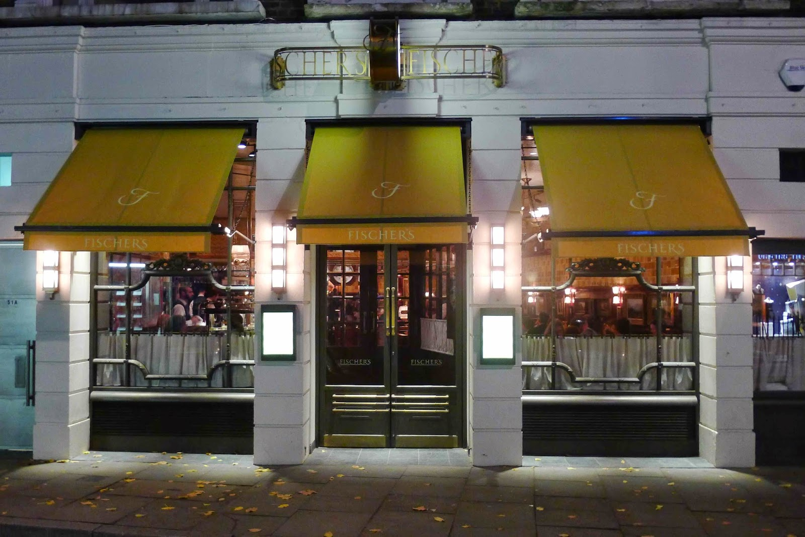 Gourmetgorro fischers marylebone london restaurant review fischers marylebone london restaurant review sisterspd