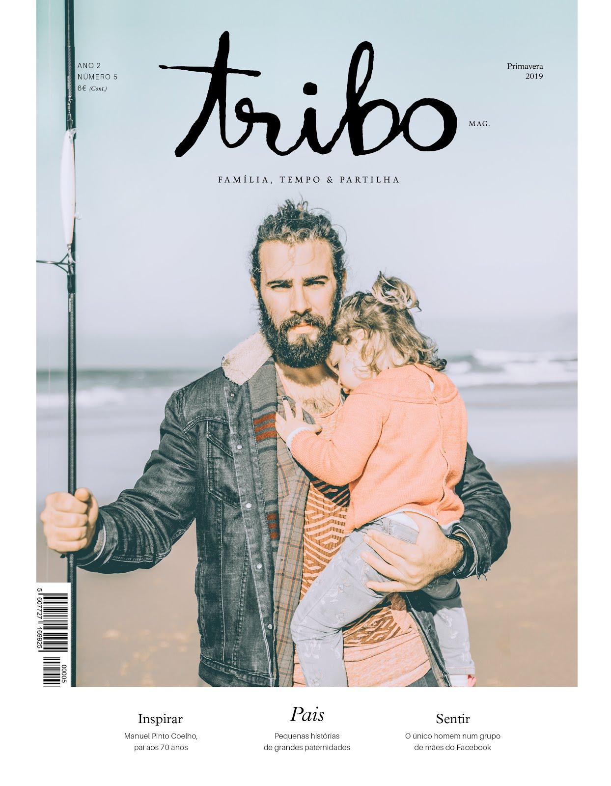 Tribo Magazine Nº5 - Primavera - Pais