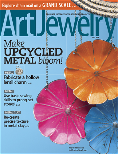 Copertina Art Jewelry Magazine